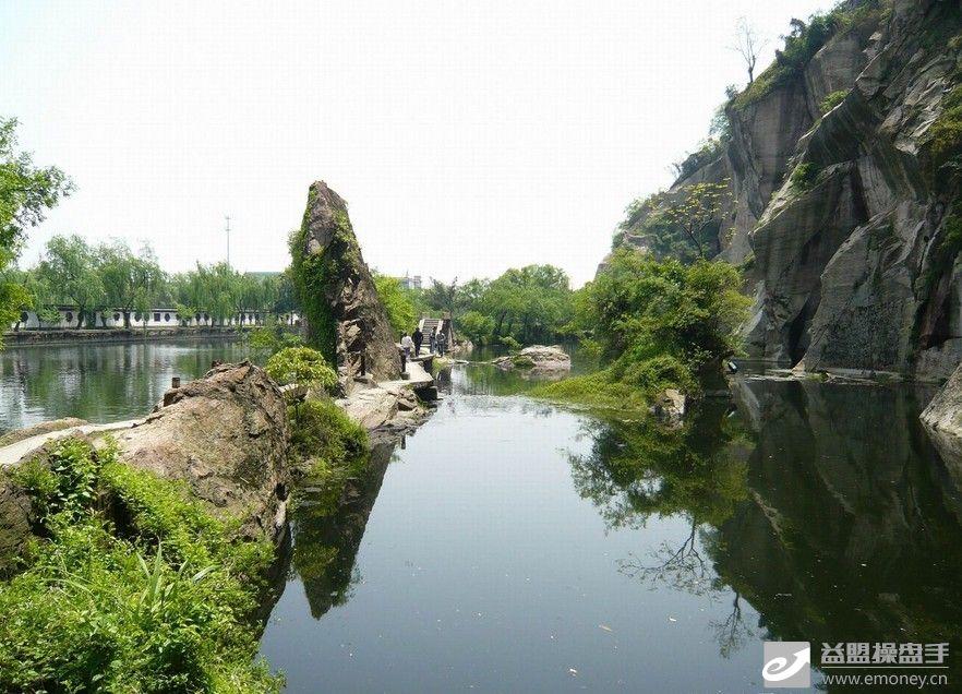 绍兴东湖景区_风景520