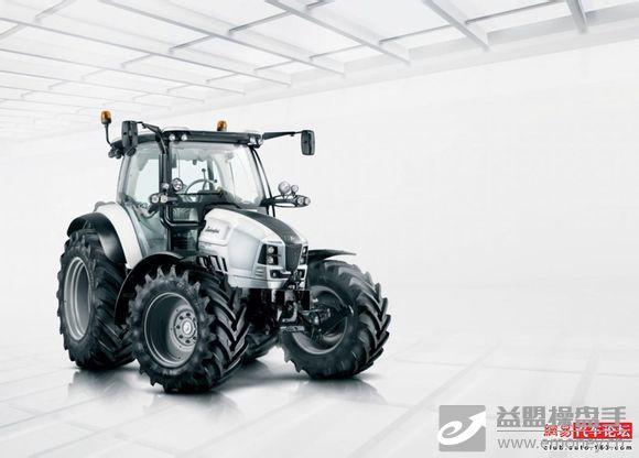 全世界农民的梦想 兰博基尼拖拉机 nitro tracto高清图片