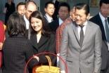 亚洲王妃美貌比拼:不丹王妃最倾国倾城(组图)