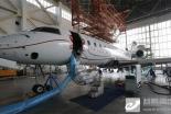 赵本山私人飞机造价高达2亿元 舱内布置曝光