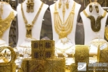 满眼尽是黄金 实拍阔气十足的迪拜黄金街