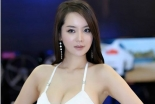 六大韩国顶级车模 美艳动人让人起色心